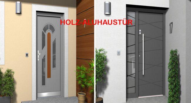 Muster_Holz-Aluhaustüren_Doors