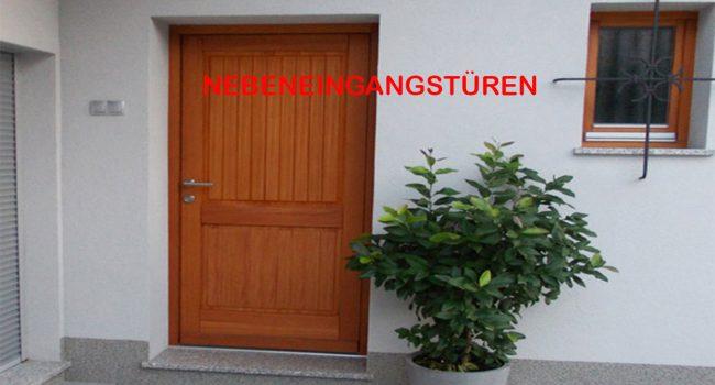 Nebeneingangstüren_Doors