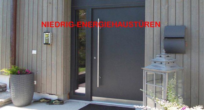 Energiesparhaus-Türen_Doors